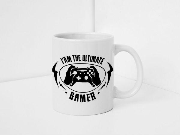 """Cana gamer personalizata """"The..."""