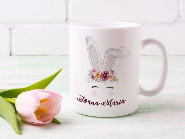 """Cana personalizata cu nume """"Bunny..."""