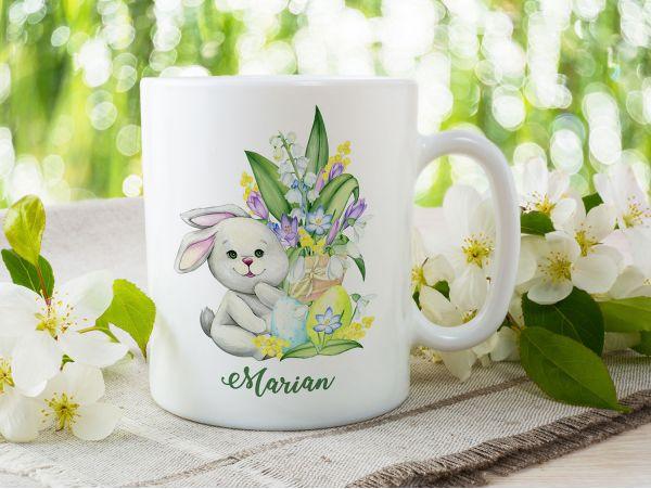 "Cana personalizata cu nume ""Bunny and..."