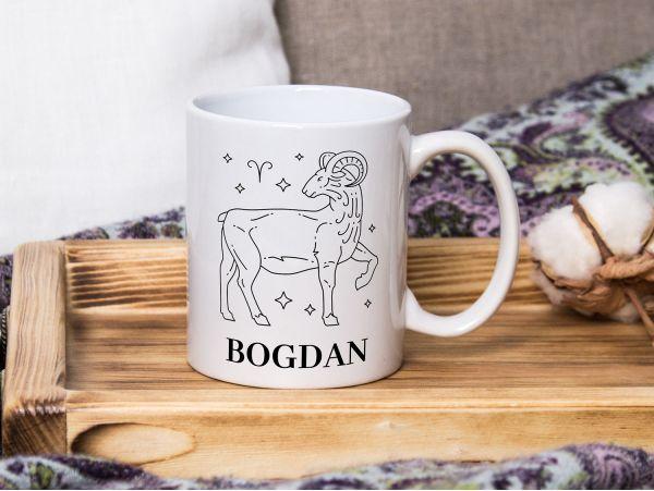 Cana personalizata zodiac