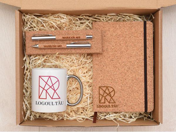 Set cadou personalizat corporate model 4