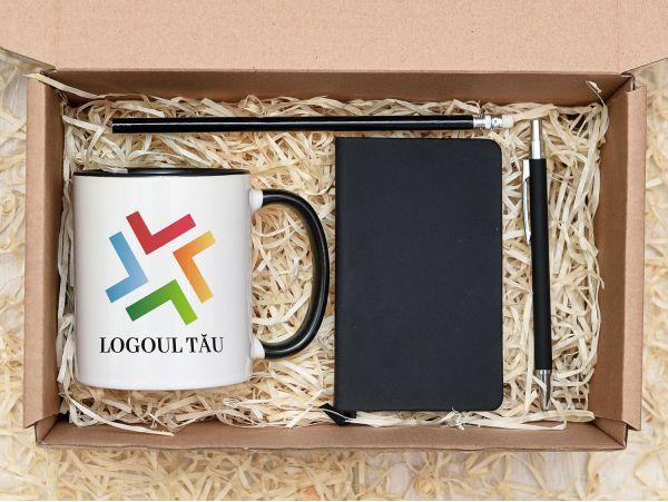 Set cadou personalizat corporate...