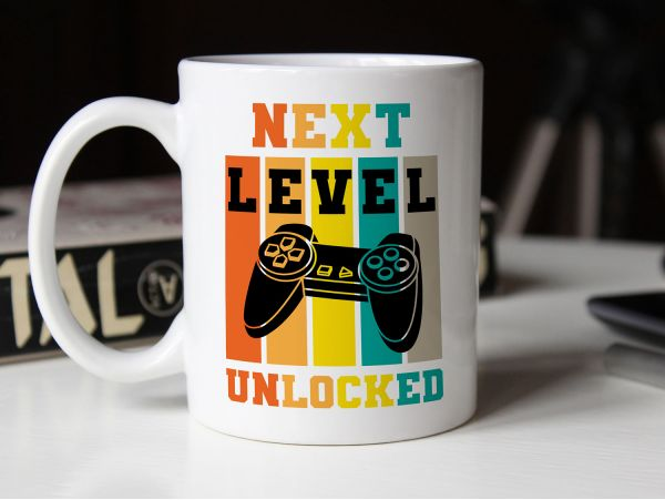 Cana personalizata pentru gameri...